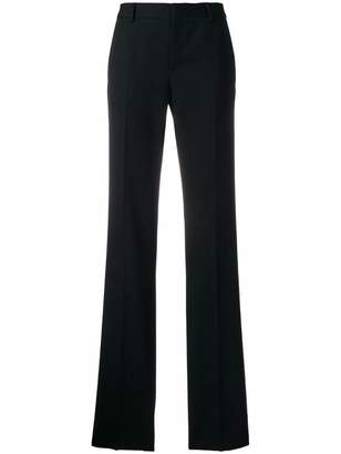Saint Laurent long length tailored trousers