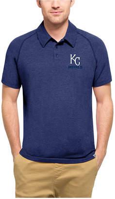 '47 Men's Kansas City Royals Blend Polo