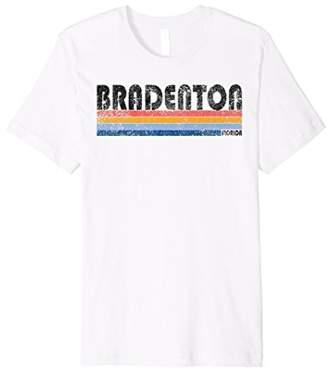 Vintage 1980s Style Bradenton FL T Shirt