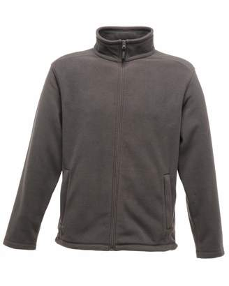Regatta Mens Plain Micro Fleece Full Zip Jacket (Layer Lite) (XXXXL)