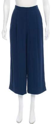 Elizabeth and James High-Rise Wide Pants