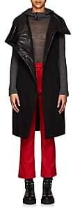 Yohji Yamamoto Regulation Women's Ripstop Long Vest - Black