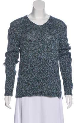 Malo Cashmere Long Sleeve Sweater