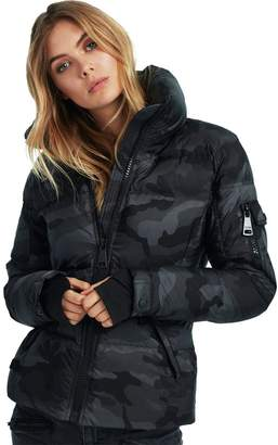 SAM. Camo Freestyle Down Jacket - Women's