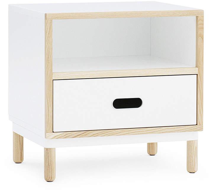 Normann Copenhagen - Kabino Nachttisch, Weiß