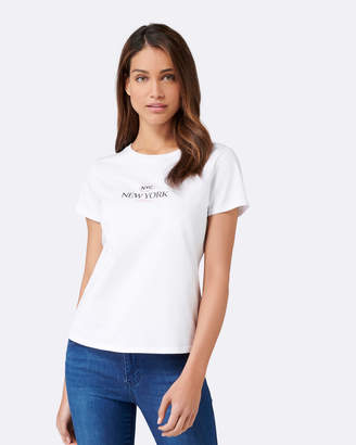 Forever New Kendall New York Tee