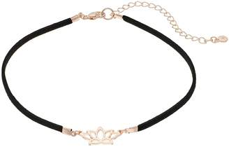 Lauren Conrad Lotus Choker Necklace