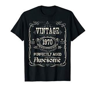 48th Birthday Made In 1970 Vintage 48 Years Old T-Shirt