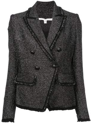 Veronica Beard metallic detail blazer