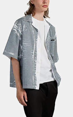 241ba605 Prada White Men's Shirts - ShopStyle
