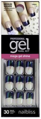 Nail Bliss Viva Glam Gel Nail Kit
