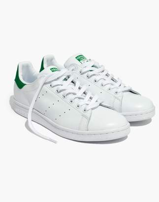 Madewell Adidas Stan Smith Lace-Up Sneakers