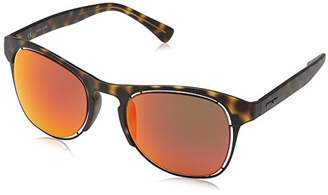 Police Men's S1954 Offside 1 Round Sunglasses