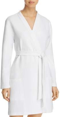 Naked Spa Pique Cotton Robe