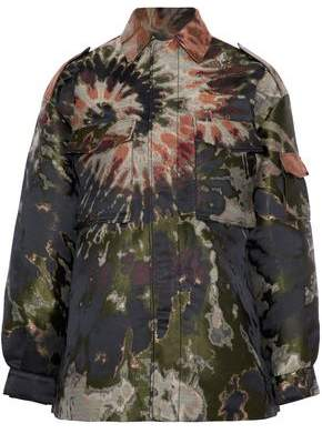 Valentino Metallic Jacquard Jacket