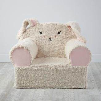 Large Bunny Nod Chair Cover $99 thestylecure.com