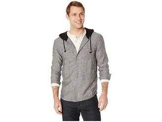 tentree Mancos Long Sleeve Button Up Hoodie