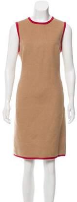 Michael Kors Camel Sleeveless Dress