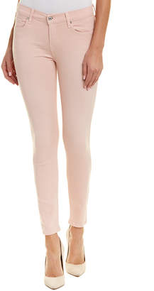 7 For All Mankind Seven 7 The Ankle Pink Super Skinny Leg