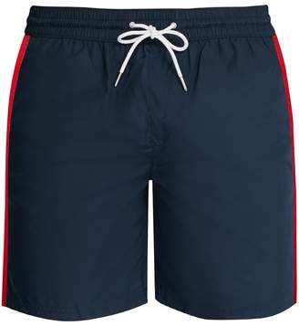 Burberry Logo side-stripe swim shorts