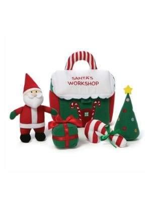 Gund Santa's Workshop Playset for Infants