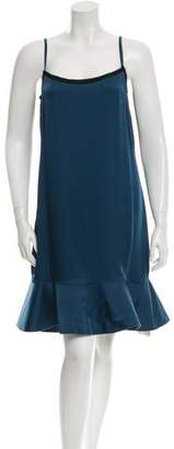 Schumacher Dorothee Silk Sleeveless Dress w/ Tags