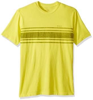 RVCA Men's Elliot Stripe Short Sleeve T-Shirt