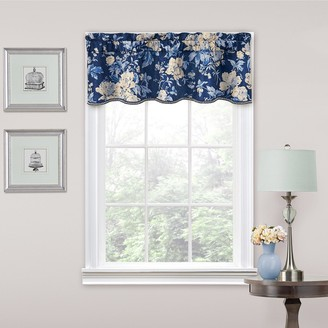 Waverly Traditions By Traditions by Forever Yours Floral Window Valance