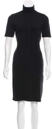 Versace Wool Knit Dress