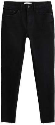 MANGO Crop skinny Kate jeans