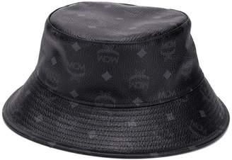 MCM logo print logo hat