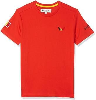 Kaporal Boys' Felgi T-Shirt,(Manufacturer Size: 16A)