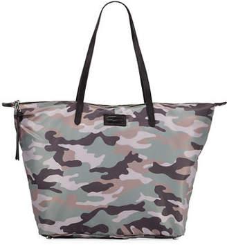 Rebecca Minkoff Washed Nylon Tote Bag