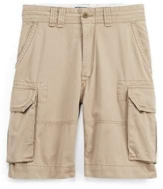 Polo Ralph Lauren Mens Gellar Fatigue Cargo Shorts (, SOFT ALMOND)