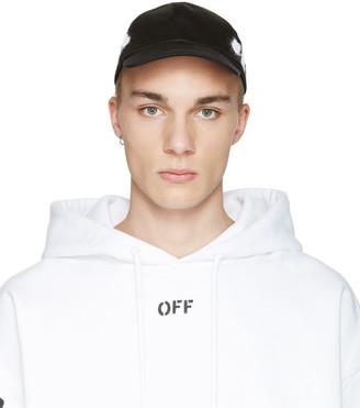 Off-White Black Diagonal Spray Cap $120 thestylecure.com