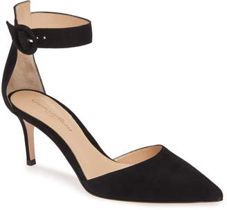 83cdcdb50 Gianvito Rossi Ankle Strap Pumps - ShopStyle