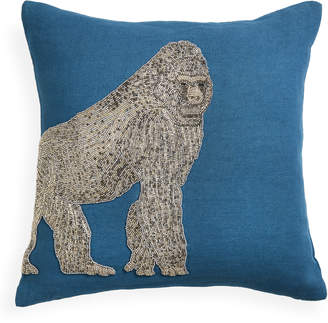 Jonathan Adler Zoology Gorilla Throw Pillow