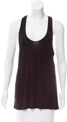 Frame Sleeveless Scoop Neck Top w/ Tags
