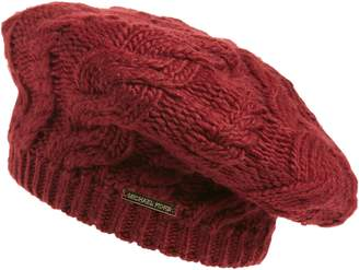 MICHAEL Michael Kors Cable Knit Beret