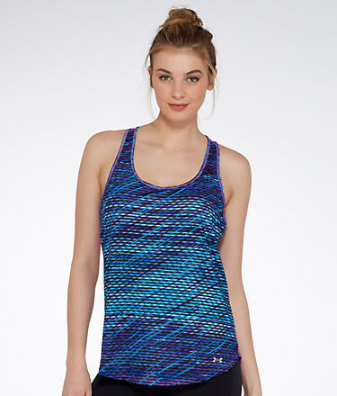 Under Armour UA Fly-By Printed 2.0 Tank