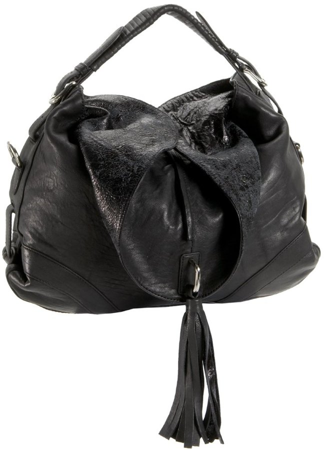Hype Dylan Cross-Body Flap Hobo