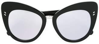 Stella McCartney Eyewear cat eye frame sunglasses