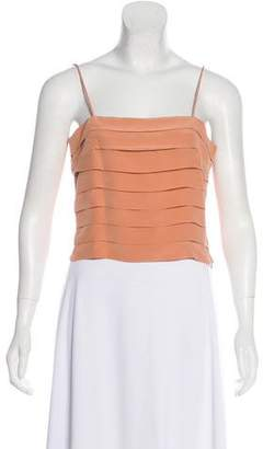 Valentino Sleeveless Crop Top