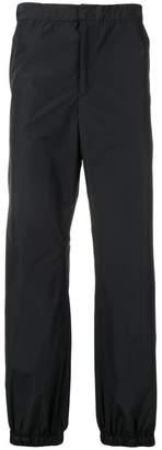 Prada elasticated waist trousers