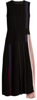 Sportmax Falco Dress - Womens - Black Multi