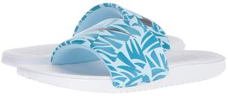 Nike Slide Print Girls Shoes