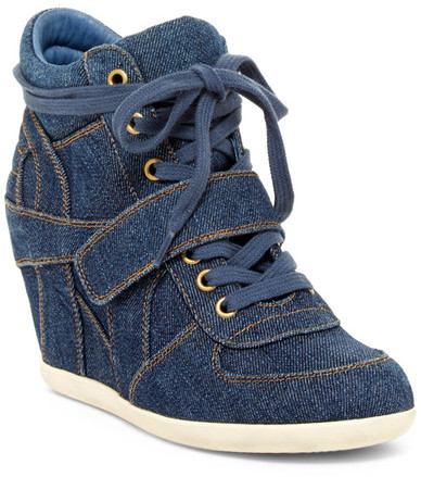 AshAsh Bowie S Wedge Sneaker
