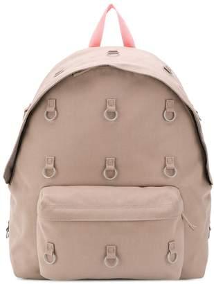 Raf Simons ring embellished backpack