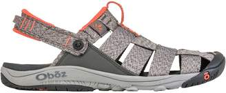 Oboz Campster Sandal - Women's
