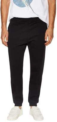 Maison Margiela Men's Solid Elasticized Trousers